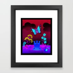 It Gets Better Framed Art Print
