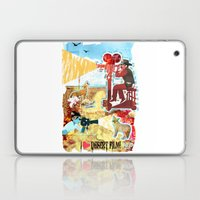 I HEART DESERT FILM Laptop & iPad Skin