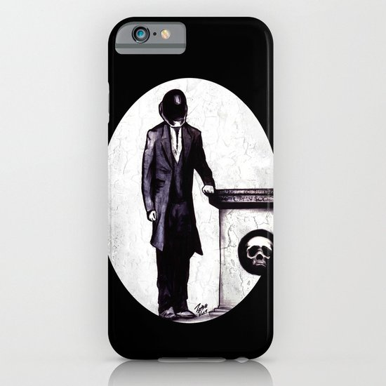 Life's Course You Flunk, Compute and Cyberpunk iPhone & iPod Case