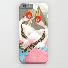Love Birds: Cranes iPhone 6 Slim Case
