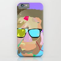 iPhone & iPod Case featuring Dondi. by Huxley Chin
