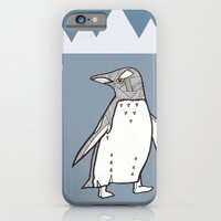 lil penguin iPhone 6 Slim Case