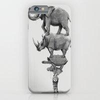 In Your Hands iPhone 6 Slim Case