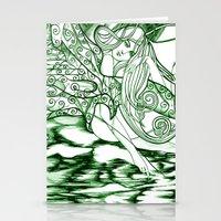 Secret Path / Original A… Stationery Cards