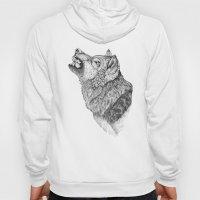 Wolf // Graphite Hoody