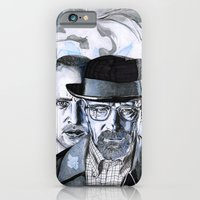 iPhone & iPod Case featuring Breaking Bad by Jessica Feral