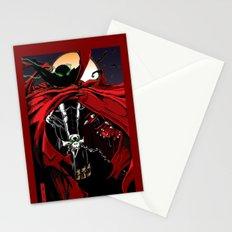 Spawn Stationery Cards