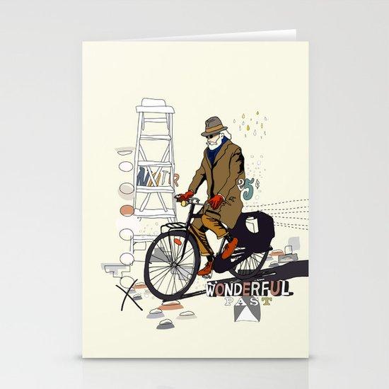 Parisian Dream Stationery Card
