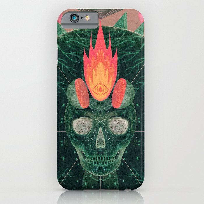 catastrophe iv the green invasion iphone amp ipod case by