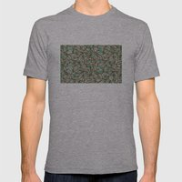 Seaweed Mens Fitted Tee Athletic Grey SMALL