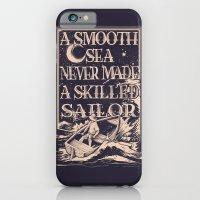 A Smooth Sea iPhone 6 Slim Case