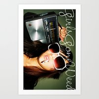 GGDUB - Radio Art Print