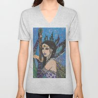 Royal Wings Unisex V-Neck