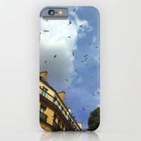 iPhone & iPod Case featuring Paris Confetti by Christine Haynes