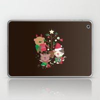 Holiday Crew Laptop & iPad Skin
