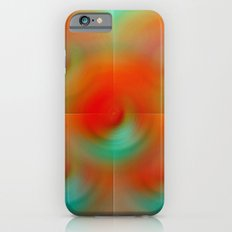 carrot and eggplant Slim Case iPhone 6s