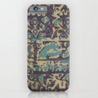 Elephant Batik iPhone 6 Slim Case