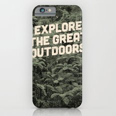 The Explorer Slim Case iPhone 6s