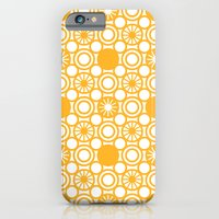 iPhone & iPod Case featuring Circle A by Crazy Thoom