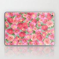 Flora Collage I Laptop & iPad Skin