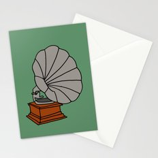 Grammophone Stationery Cards