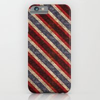 Stone Stripes iPhone 6 Slim Case