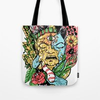 Open your Eye Tote Bag