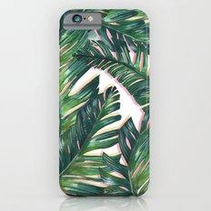 banana leaf 3 iPhone 6 Slim Case