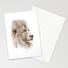 Wise lion Stationery Cards