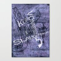 Slaughterhouse 5 Canvas Print