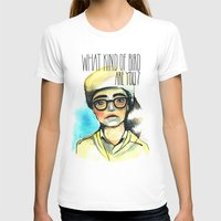 moonrise kingdom T-shirts featuring Moonrise Kingdom by Nastia Ginger