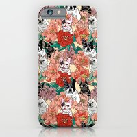 French Bullbloom iPhone 6 Slim Case