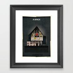 05_ARCHIDIRECTOR_Stanley… Framed Art Print