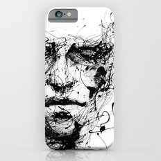 lines hold the memories iPhone 6 Slim Case
