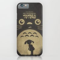 iPhone & iPod Case featuring My Neighbor Totoro by WalnutSoap