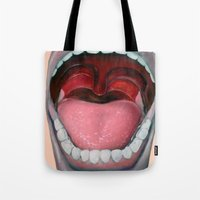 Say AAAH!! Tote Bag