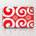 Peppermint Swirl iPad Case