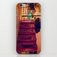 London Night Life  iPhone & iPod Skin