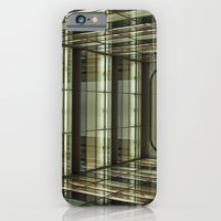 iPhone & iPod Case featuring 4D by H.kanz