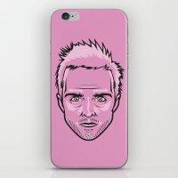 Jesse Pinkman iPhone & iPod Skin