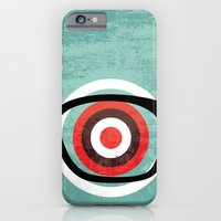 bullseyes iPhone 6 Slim Case