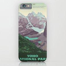 Yoho National Park Poster iPhone 6 Slim Case