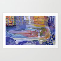 Study Of Pierre Bonnard'… Art Print