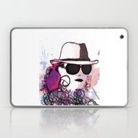 Benny Abstract Laptop & iPad Skin