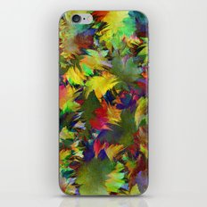 Abstract Leaf Carpet iPhone & iPod Skin