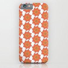 Spring Floral Pattern Slim Case iPhone 6s