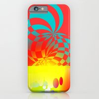 iPhone & iPod Case featuring Twisted Invert by akamundo
