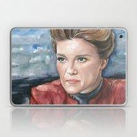 Captain Kathryn Janeway  Laptop & iPad Skin