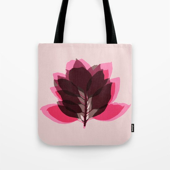 Blossom Pink Tote Bag