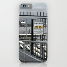 The Open Security Gate iPhone 6 Slim Case